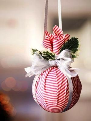 ideas-para-hacer-tus-propias-esferas-de-navidad (5) | Decoracion de ...