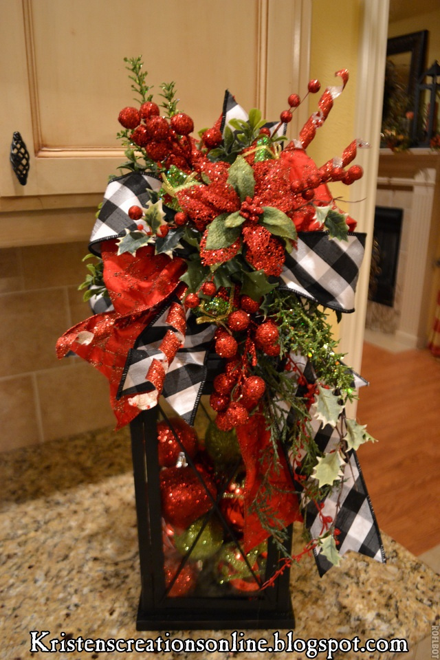 Ideas para hacer tus propios adornos de navidad for Decoraciones de navidad para hacer en casa