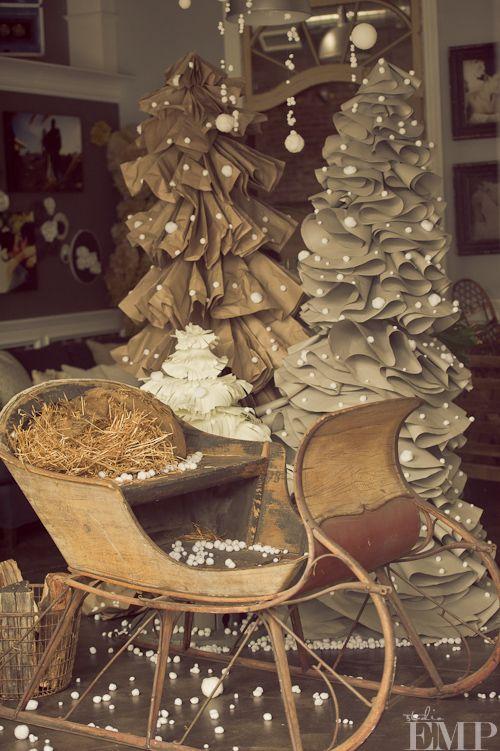Ideas para hacer tus propios adornos de navidad 13 - Adornos de navidad para hacer en casa ...