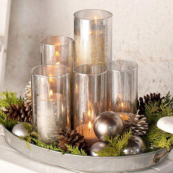 Ideas para hacer tus propios adornos de navidad for Adornos de navidad para hacer en casa
