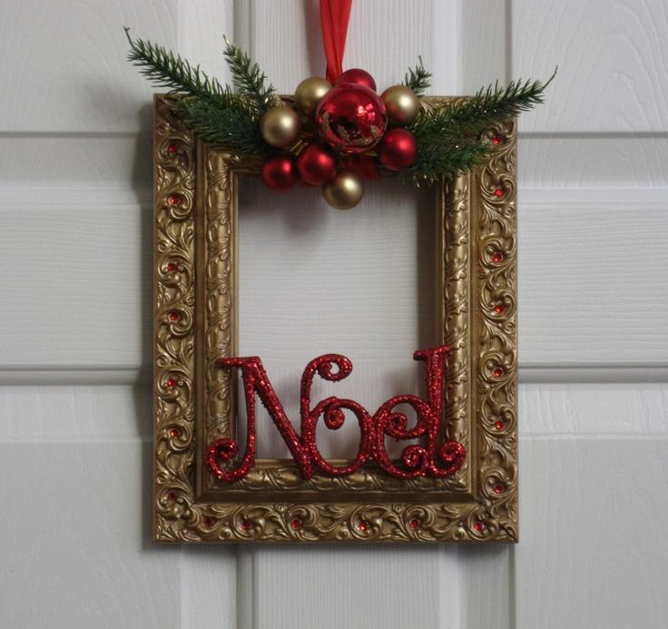 ideas para utilizar marcos en para esta navidad curso de de hogar aprenda a ser organizado en poco tiempo