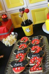 Bocadillos personalizados para fiesta de mickey (1)