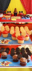 Bocadillos personalizados para fiesta de mickey (5)