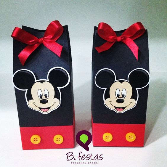 Dulceros Para Cumplea 241 Os De Mickey Mouse Decoracion De Interiores Fachadas Para Casas Como