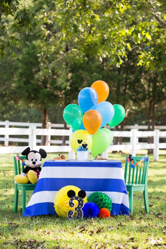 Fiesta tematica mickey mouse (1)