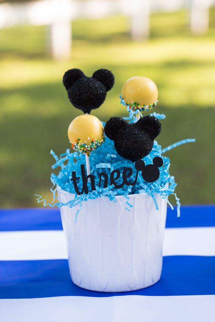 Fiesta temática mickey mouse