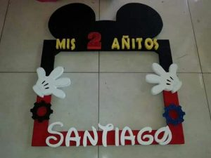 Marcos para fotos mickey mouse (2)