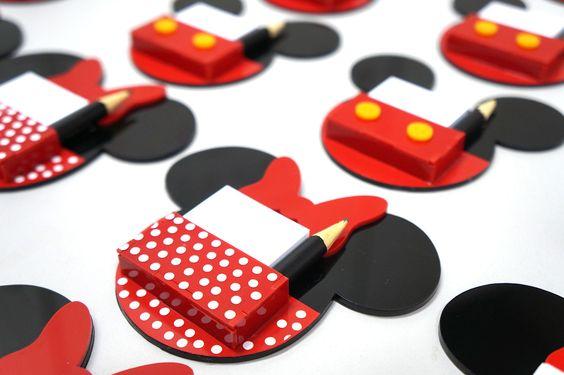 Recuerdos para fiesta de mickey mouse