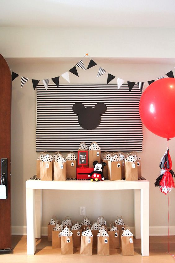Tendencias en decoracion para fiesta de mickey mouse (10)