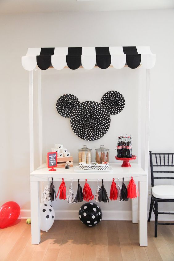 Tendencias en decoracion para fiesta de mickey mouse (11)