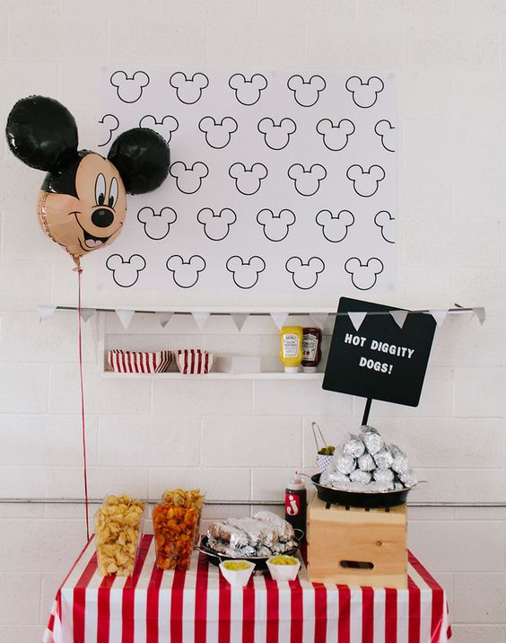 Tendencias en decoracion para fiesta de mickey mouse (12)