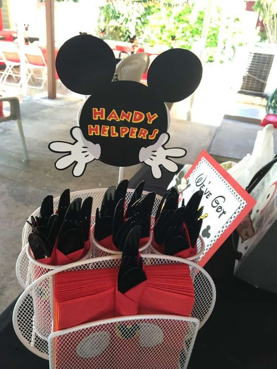 Tendencias en decoracion para fiesta de mickey mouse (2)
