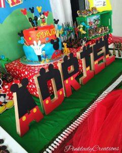 Tendencias en decoracion para fiesta de mickey mouse (3)