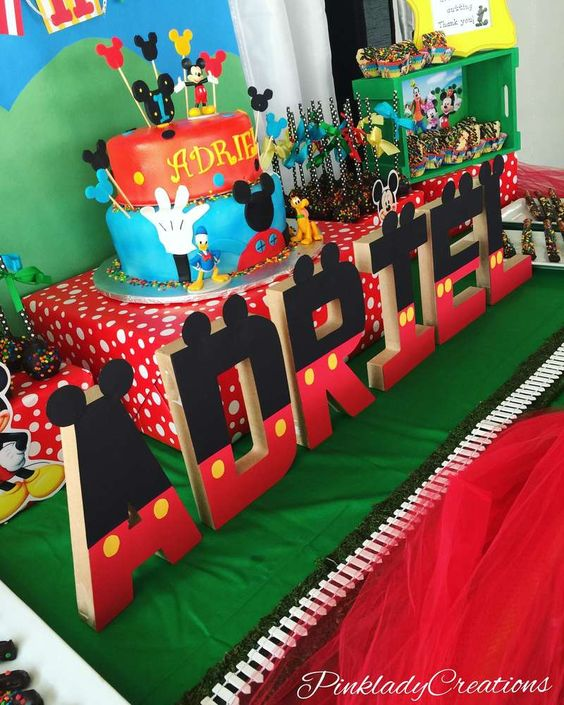 Tendencias en decoracion para fiesta de mickey mouse (3)