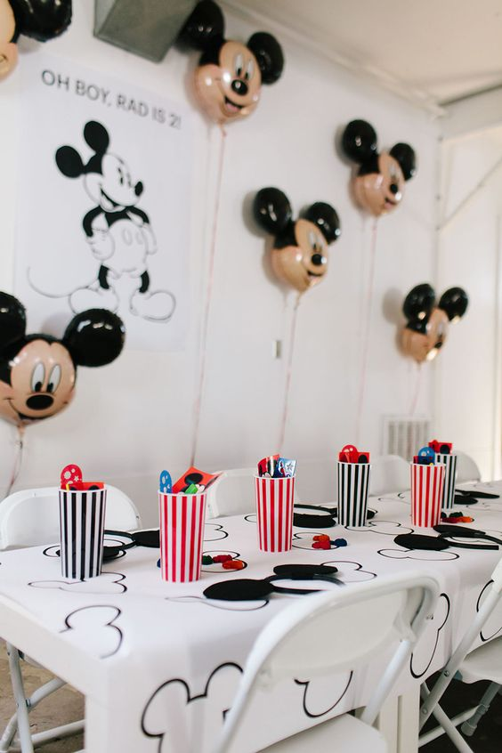 Tendencias en decoracion para fiesta de mickey mouse (7)