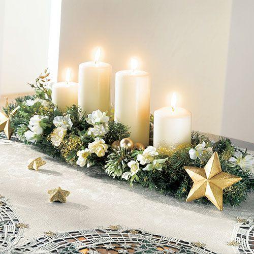 Adornos centro mesa de navidad 20 decoracion de - Adornos para navidad 2015 ...
