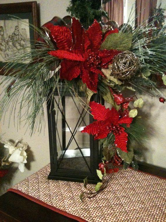 Adornos centro mesa de navidad 26 decoracion de - Adornos de navidad para casa ...