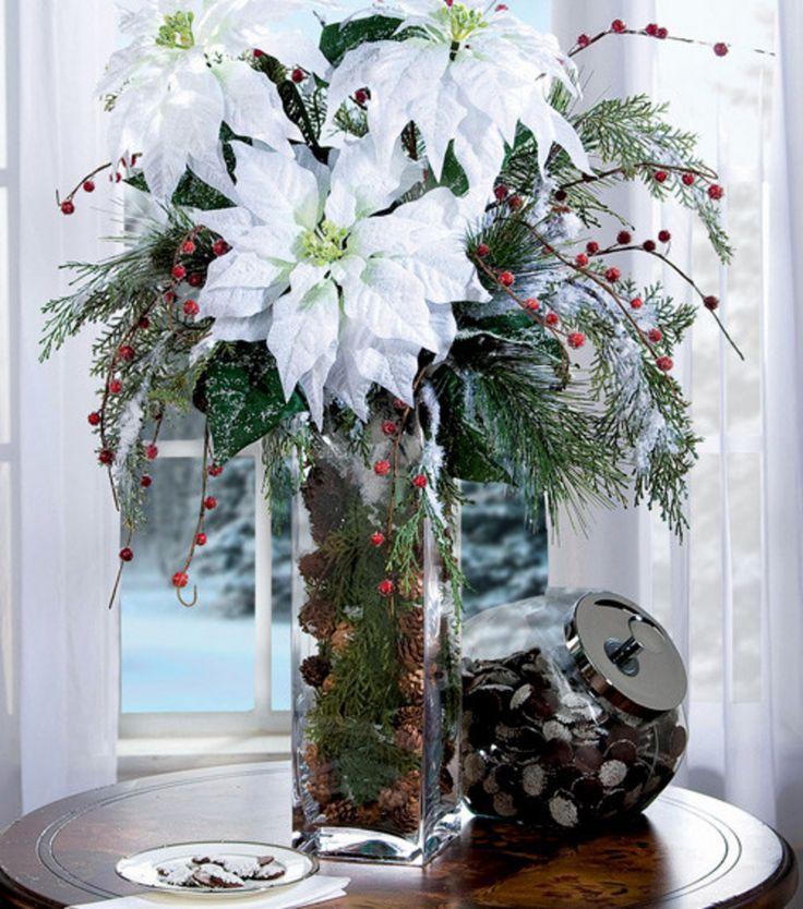 adornos para centro mesa de navidad 2019 2020. Black Bedroom Furniture Sets. Home Design Ideas