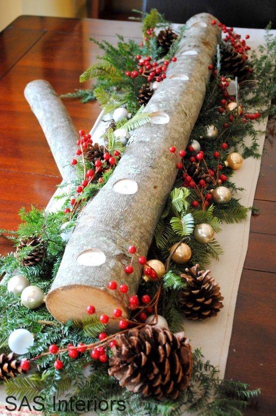 Como decorar la casa en navidad 2018 2019 tendencias for Decoracion de navidad 2017