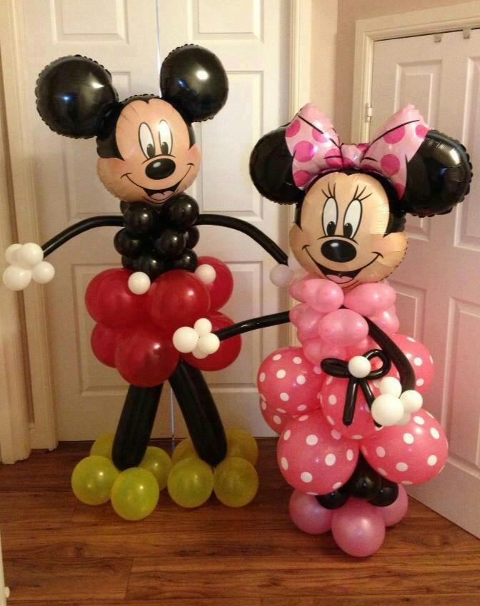 Ideas Para Fiesta De Cumpleanos De Mickey Mouse