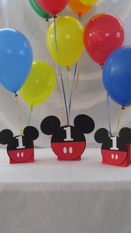 Centro de mesa con globo decoracion de interiores - Centros de mesa con globos ...