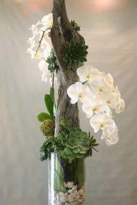 Ideas para Centros de Mesa Modernos - Arreglos florales