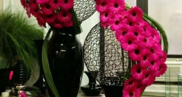 Ideas para Centros de Mesa Modernos – Arreglos florales