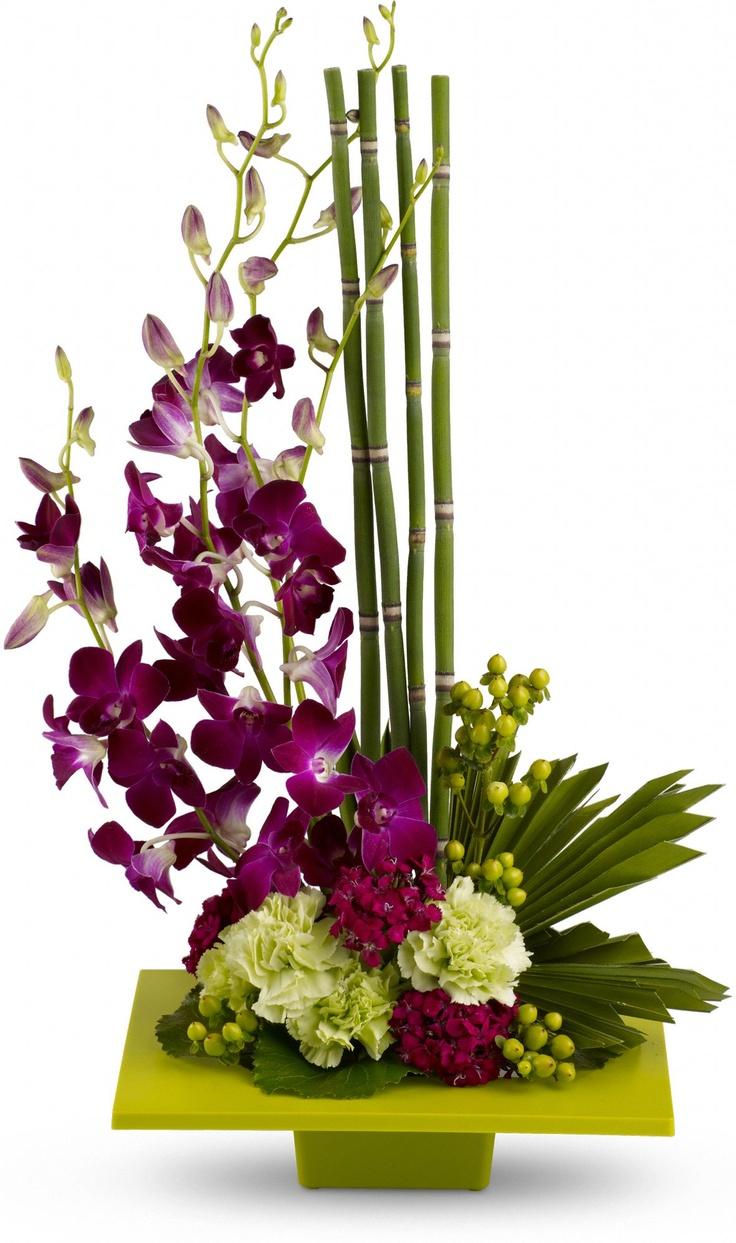 Centros de mesa arreglos florales 1 decoracion de for Centros de mesa para casa