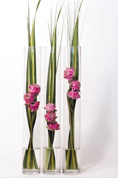 Centros de mesa arreglos florales 8 decoracion de for Centros de mesa modernos para casa