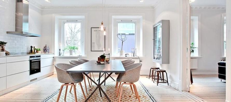 Decoracion de comedores minimalistas for Decoracion de casas minimalistas fotos