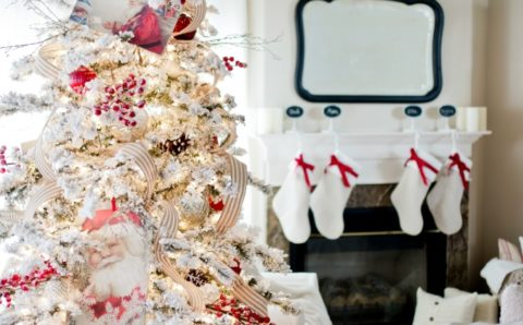 Como decorar un arbol de navidad paso a paso