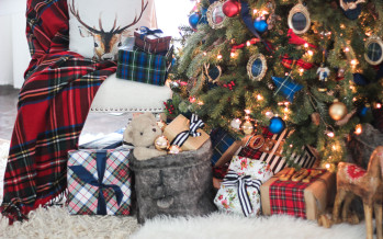 Como decorar la casa en navidad 2015