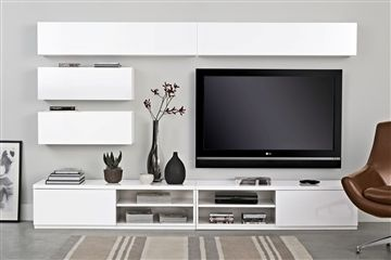 Cuarto Sala De Television Tv 15 Como Organizar La Casa