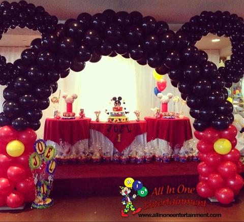 Decoracion fiesta cumpleanos decoracion de interiores - Decoracion fiestas cumpleanos ...