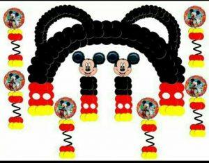 decoracion-para-fiesta-de-mickey-mouse