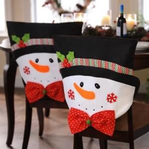 Decoracion sillas navidad 39 - Adornos navidenos para sillas ...