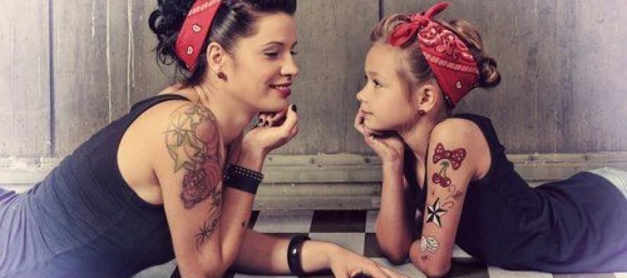 Enseñale a tu Hija a Amar su Cuerpo