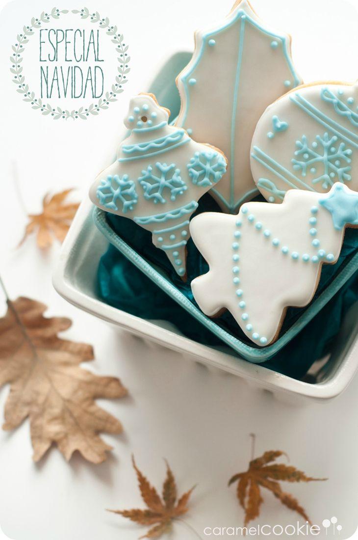 Ideas para decorar galletas para navidad