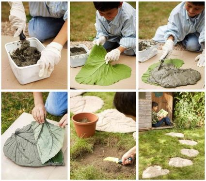 Ideas decoracion de jardin diy