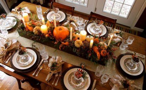 Ideas para Decorar en Thanksgiving – Dia de Accion de Gracias