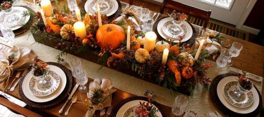 Ideas Para Decorar En Thanksgiving Dia De Accion De