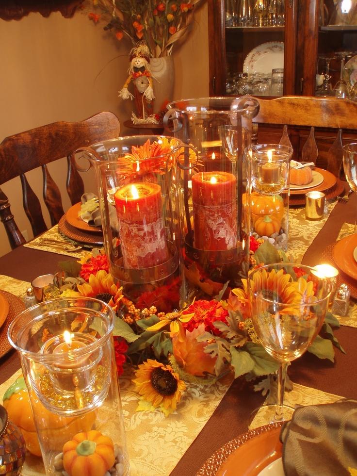 Ideas Decorar Thanksgiving Dia Accion De Gracias 49