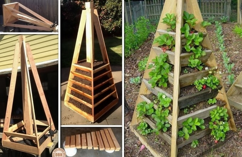 Ideas diy para decorar tu jardin con jardin vertical for Ideas para tu jardin en casa