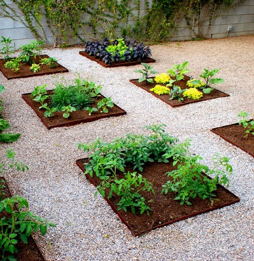 Ideas diy para decorar tu jardin de hiervas decoracion - Ideas para decorar tu jardin ...