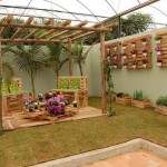 Ideas diy para decorar tu jardin con pergolas