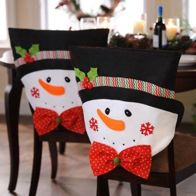 Ideas para decoracion con monos de nieve de fieltro 51 for Decoracion del hogar paso a paso