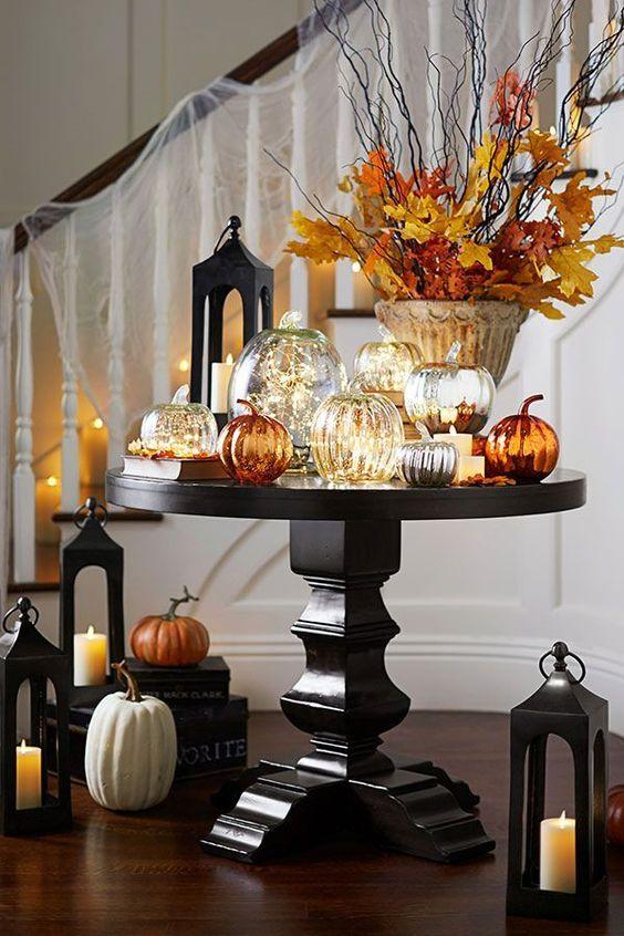 ideas para decoracion Ideas Para Decorar En Thanksgiving Dia De Accion De