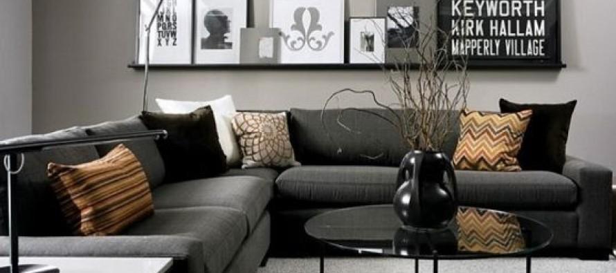 Ideas para Decoracion de interiores color Gris