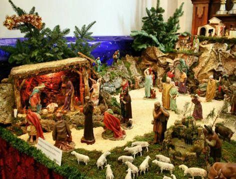 Nacimientos para navidad decoracion de interiores - Fotos originales para hacer en casa ...