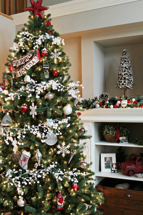 Como decorar un árbolde navidad paso a paso